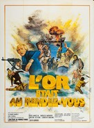 Golden Rendezvous - French Movie Poster (xs thumbnail)