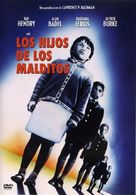 Children of the Damned - Spanish Movie Poster (xs thumbnail)