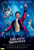 The Greatest Showman - Australian Movie Poster (xs thumbnail)
