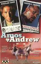 Amos & Andrew - French VHS movie cover (xs thumbnail)