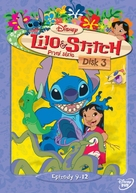 """""""Lilo & Stitch: The Series"""" - Czech DVD movie cover (xs thumbnail)"""