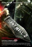 Silent Hill: Revelation 3D - Argentinian Movie Poster (xs thumbnail)