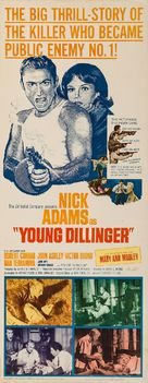 Young Dillinger - Movie Poster (xs thumbnail)
