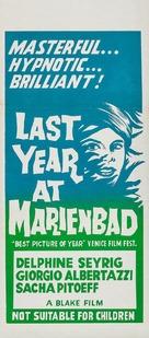 L'année dernière à Marienbad - Australian Movie Poster (xs thumbnail)