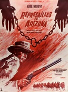 Arizona Raiders - French Movie Poster (xs thumbnail)