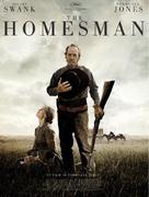 The Homesman - Movie Poster (xs thumbnail)