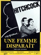 The Lady Vanishes - French Movie Poster (xs thumbnail)