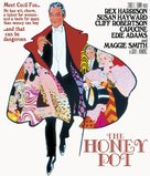 The Honey Pot - Blu-Ray cover (xs thumbnail)