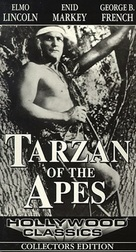 Tarzan of the Apes - Movie Cover (xs thumbnail)