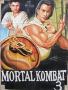 """Mortal Kombat: Conquest"" - Ghanian Movie Poster (xs thumbnail)"