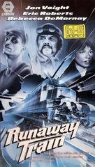 Runaway Train - Dutch VHS movie cover (xs thumbnail)
