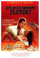 Fletch Lives - French Movie Poster (xs thumbnail)