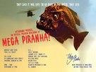 Mega Piranha - Movie Poster (xs thumbnail)