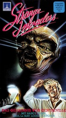 Strange Invaders - German VHS cover (xs thumbnail)