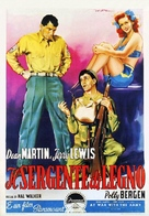 At War with the Army - Italian Theatrical movie poster (xs thumbnail)