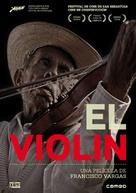 El violin - Spanish Movie Poster (xs thumbnail)