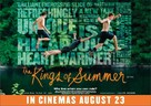 The Kings of Summer - British Movie Poster (xs thumbnail)
