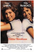 Little Darlings - Spanish Movie Poster (xs thumbnail)