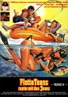 La liceale al mare con l'amica di papà - German Movie Poster (xs thumbnail)
