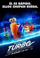 Turbo - Spanish Movie Poster (xs thumbnail)