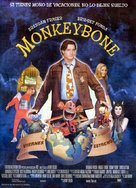 Monkeybone - Spanish Movie Poster (xs thumbnail)