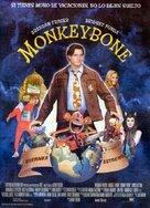 Monkeybone - Spanish Movie Poster (xs thumbnail)