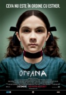 Orphan - Romanian Movie Poster (xs thumbnail)