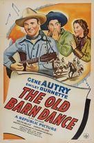 The Old Barn Dance - Re-release poster (xs thumbnail)