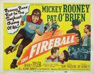 The Fireball - Movie Poster (xs thumbnail)