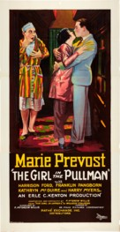 The Girl in the Pullman - Movie Poster (xs thumbnail)