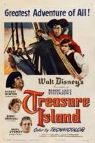 Treasure Island - Movie Poster (xs thumbnail)