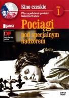 Ostre sledované vlaky - Polish Movie Cover (xs thumbnail)