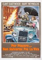 City Heat - Italian Movie Poster (xs thumbnail)