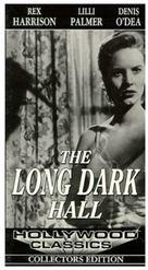 The Long Dark Hall - British VHS cover (xs thumbnail)