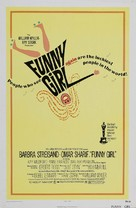Funny Girl - Re-release movie poster (xs thumbnail)