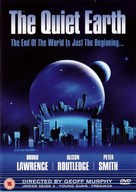 The Quiet Earth - British DVD cover (xs thumbnail)