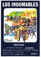 The Hawaiians - Spanish Movie Poster (xs thumbnail)