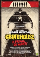 Grindhouse - Italian Theatrical poster (xs thumbnail)
