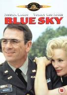 Blue Sky - British DVD cover (xs thumbnail)