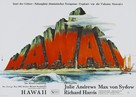 Hawaii - German Movie Poster (xs thumbnail)