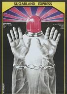 The Sugarland Express - Polish Movie Poster (xs thumbnail)