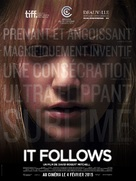It Follows - French Movie Poster (xs thumbnail)