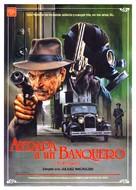 Vabank - Spanish Movie Poster (xs thumbnail)