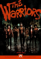 The Warriors - German DVD cover (xs thumbnail)
