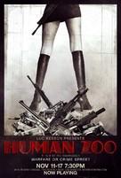 Human Zoo - Movie Poster (xs thumbnail)