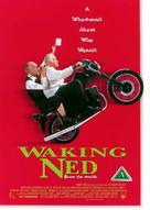 Waking Ned - Danish poster (xs thumbnail)
