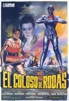 Colosso di Rodi, Il - Spanish Movie Poster (xs thumbnail)