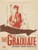 The Graduate - Blu-Ray cover (xs thumbnail)