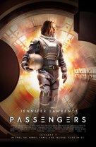 Passengers - Indian Movie Poster (xs thumbnail)