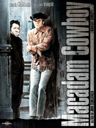Midnight Cowboy - French DVD movie cover (xs thumbnail)